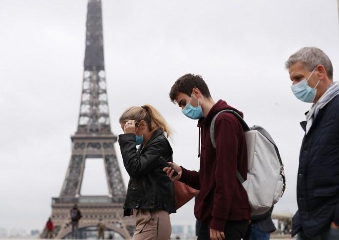 ปารีส กำลังปิดเนื่องจากกลัวโควิดรอบที่สาม เมืองหลวงของฝรั่งเศสถูกกำหนดให้เข้าสู่การปิดกั้นโควิดเป็นเวลา 1 เดือนเนื่องจากประเทศกลัว