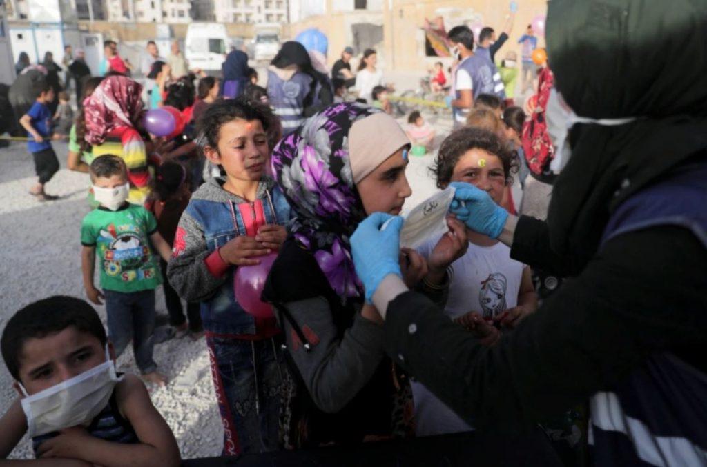 ภูมิภาคIdlib ของซีเรียจะได้รับวัคซีนชุดแรก เจ้าหน้าที่ขององค์การสหประชาชาติกล่าวว่าการฉีดวัคซีน COVID-19 ชุดแรกจะมาถึงในวันพุธนี้ในพื้นที่ทาง