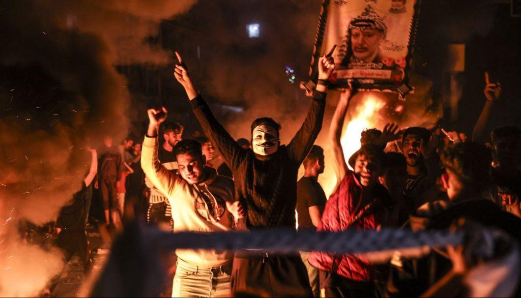 ตำรวจอิสราเอล ปะทะผู้ประท้วงชาวปาเลสไตน์ ชาวปาเลสไตน์ประณามการปลุกปั่นที่เพิ่มมากขึ้นโดยกลุ่มผู้ตั้งถิ่นฐานชาวอิสราเอลขวาจัดที่สนับสนุน