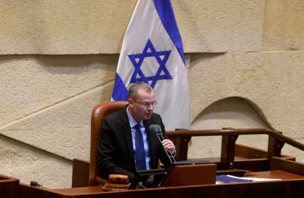 รัฐสภาอิสราเอล จะลงคะแนนเลือกรัฐบาลใหม่ โฆษกรัฐสภาของอิสราเอลได้กำหนดให้มีการลงคะแนนเสียงในวันอาทิตย์เกี่ยวกับรัฐบาลใหม่ที่จะยุติ