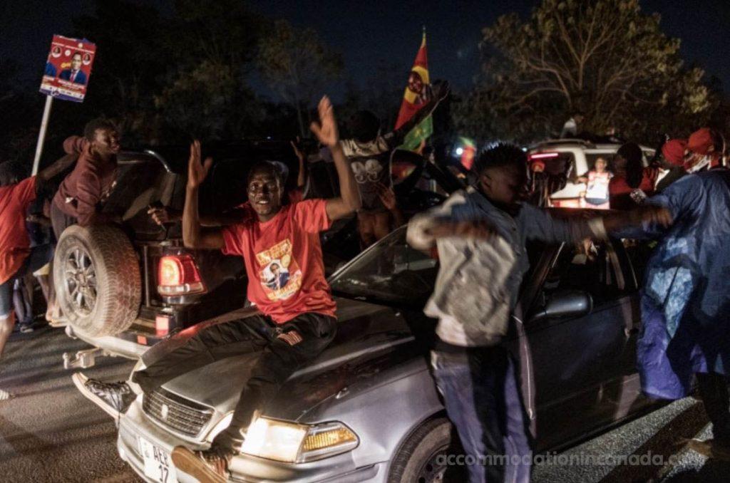 Hichilema ชนะการเลือกตั้งประธานาธิบดี มหาเศรษฐีธุรกิจและผู้นำฝ่ายค้าน ฮาเคนเด ฮิชิเลมา ได้รับการประกาศให้เป็นผู้ชนะการเลือกตั้งประธานาธิบดี