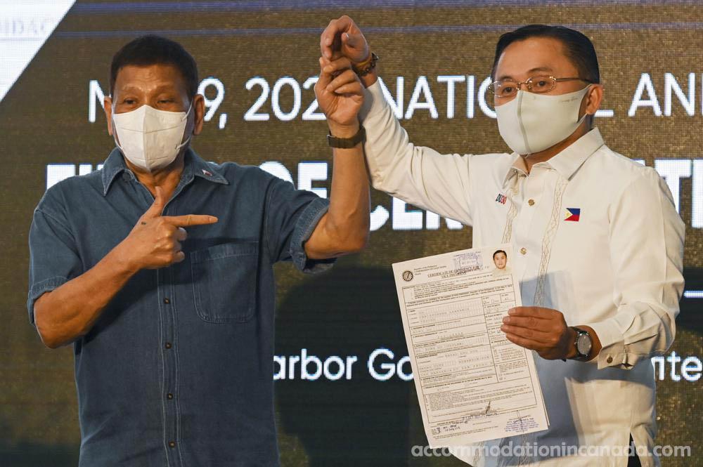 Duterte ประกาศลาออกจากการเมืองประธานาธิบดีโรดริโก ดูเตอร์เต ของฟิลิปปินส์ประกาศเมื่อวันเสาร์ว่าเขากำลังจะเกษียณจากการเมืองและยกเลิกแผนการ